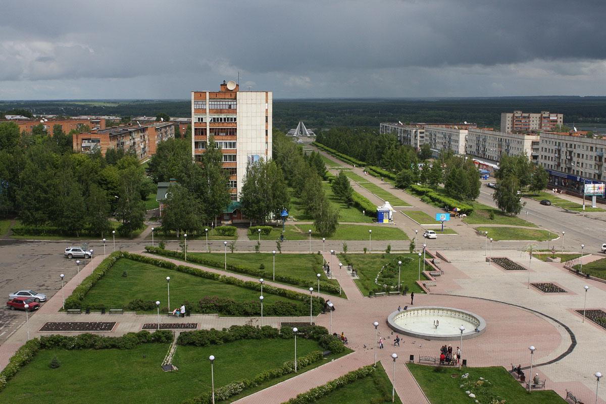 юрга фото города